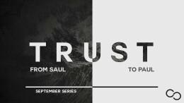 Trust His Forgiveness