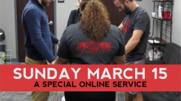 March 15 Special Online Service