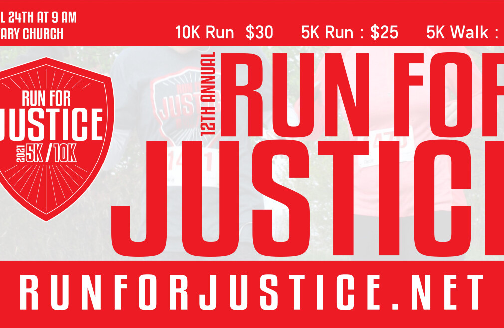 Run for Justice 5k/10k