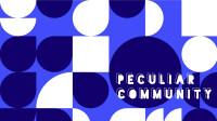 Peculiar Community